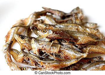 fried fish thai food