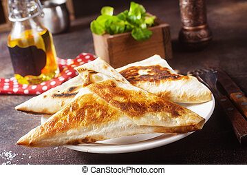fried flatbread