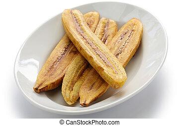 fried plantain banana
