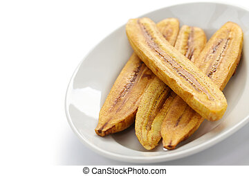 fried plantain banana