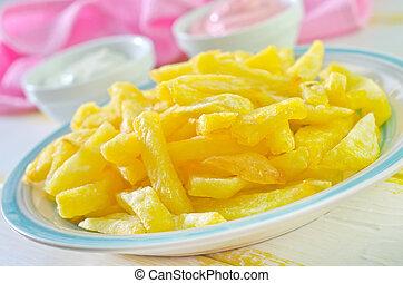 fried potato