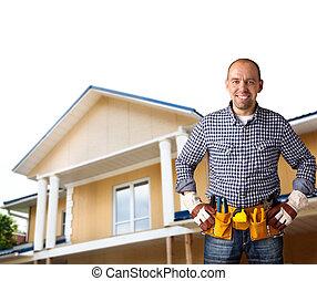Friendly builder