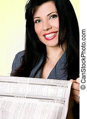 Friendly Financial Advisor - Smiling financial advisor