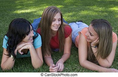 friends, женщины
