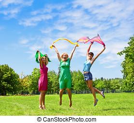 friends fun outdoors