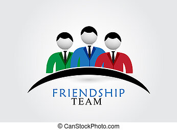 Friendship team logo