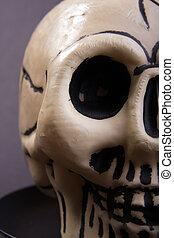Frightful Skull