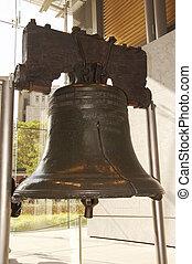 frihed klokke, philadelphia, united states