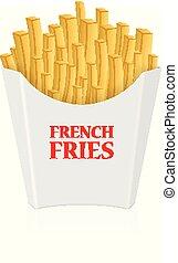 frire, francais