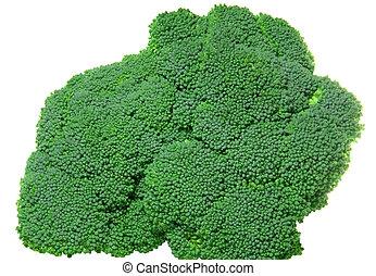 fris, broccoli