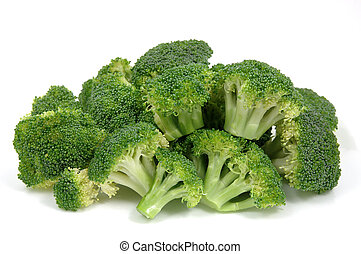 fris, broccoli