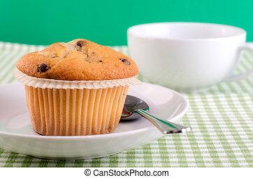 fris, muffin