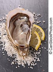 fris, oester