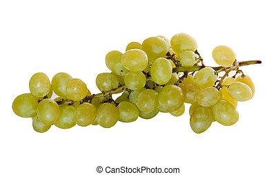 fris, sappig, druiven