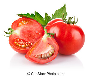 fris, tomaat, groentes
