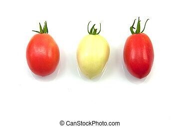 fris, tomaat