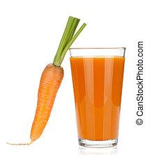 fris, wortel sap