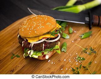 frisch, hamburger