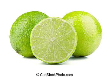 frisch, saftig, limonen