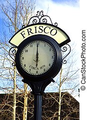 Frisco Colorado. Frisco is a Home Rule Municipality in ...