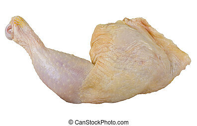 friss csirke, negyed, darab
