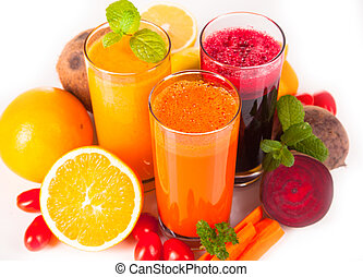 friss juice