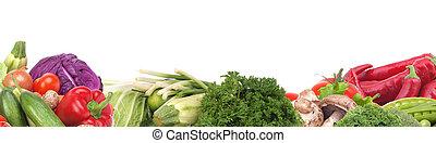 friss növényi