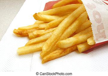 frita, francês