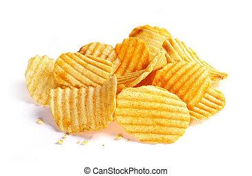 frites, aardappel