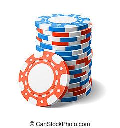frites, casino