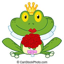 Frog Bride
