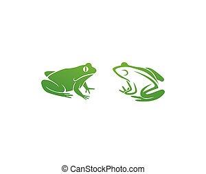 frog logo vector s