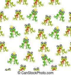 frog prince or princess
