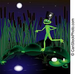 frog serenade