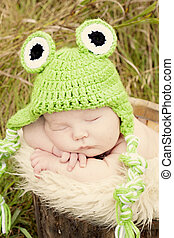 froggy baby
