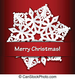 frohe weihnacht, roter hintergrund