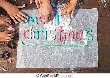 frohe weihnacht, wort