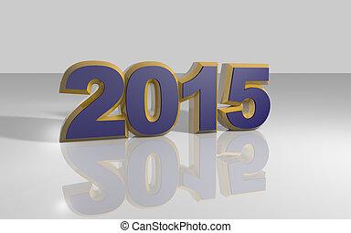 frohes neues jahr, 2015