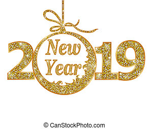 frohes neues jahr, 2019