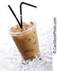 froid, boisson café