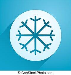 froid, symbole
