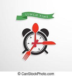 frokost tid