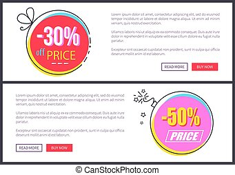 From 30 to 50 Discount at Internet Shop Pages