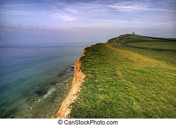 From cliff - Travel in UK