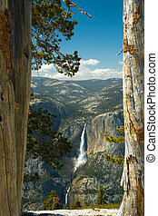 From the Sentinel Dome trail - What you can see on your way...
