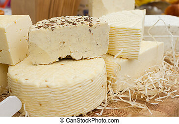 fromage, table