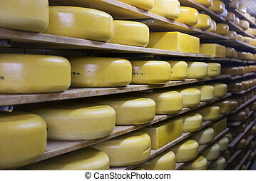 fromage, usine