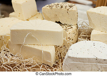 fromages, assorti