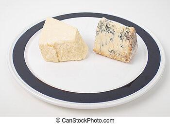 fromages, britannique