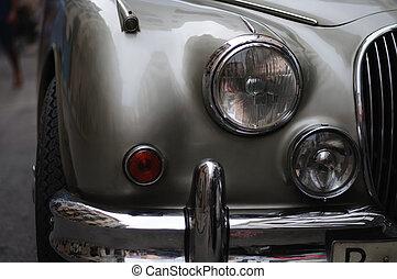 front, auto- licht